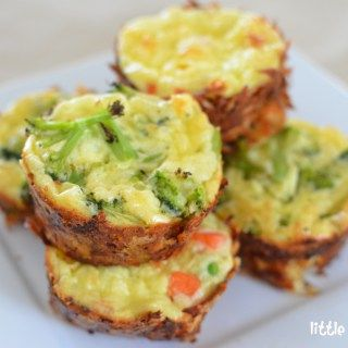 Mini quiches with a potato and parmesan crust toddler food mini quiches with a potato and parmesan crust forumfinder Image collections