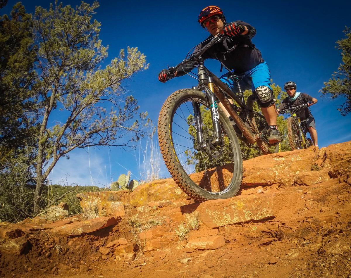 Mountain Bike Trails In Arizona