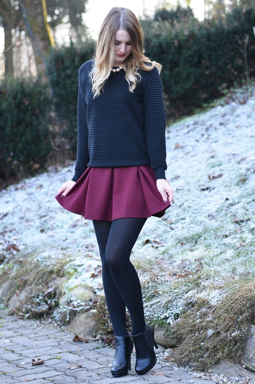 Festive Look Das Perfekte Weihnachtsoutfit Fashion World