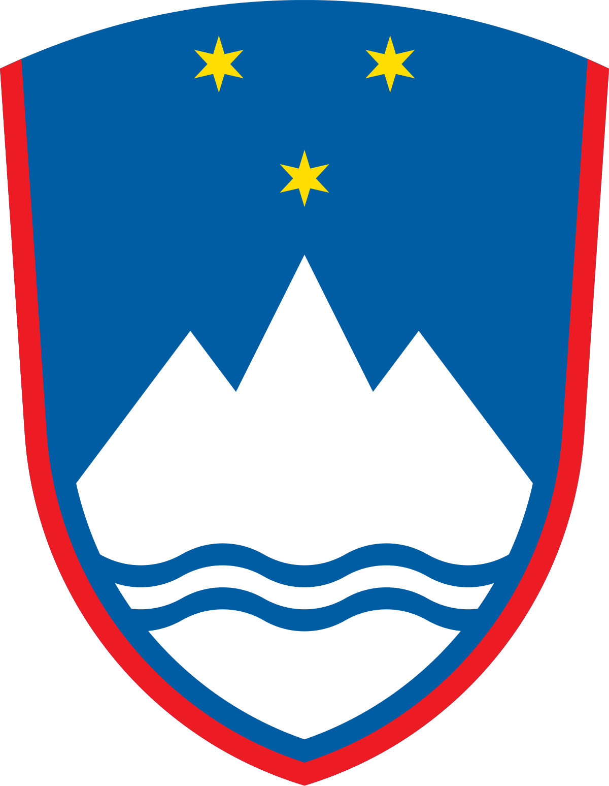 Coat of arms of Slovenia - Wikipedia | Misc  Culture (SotM