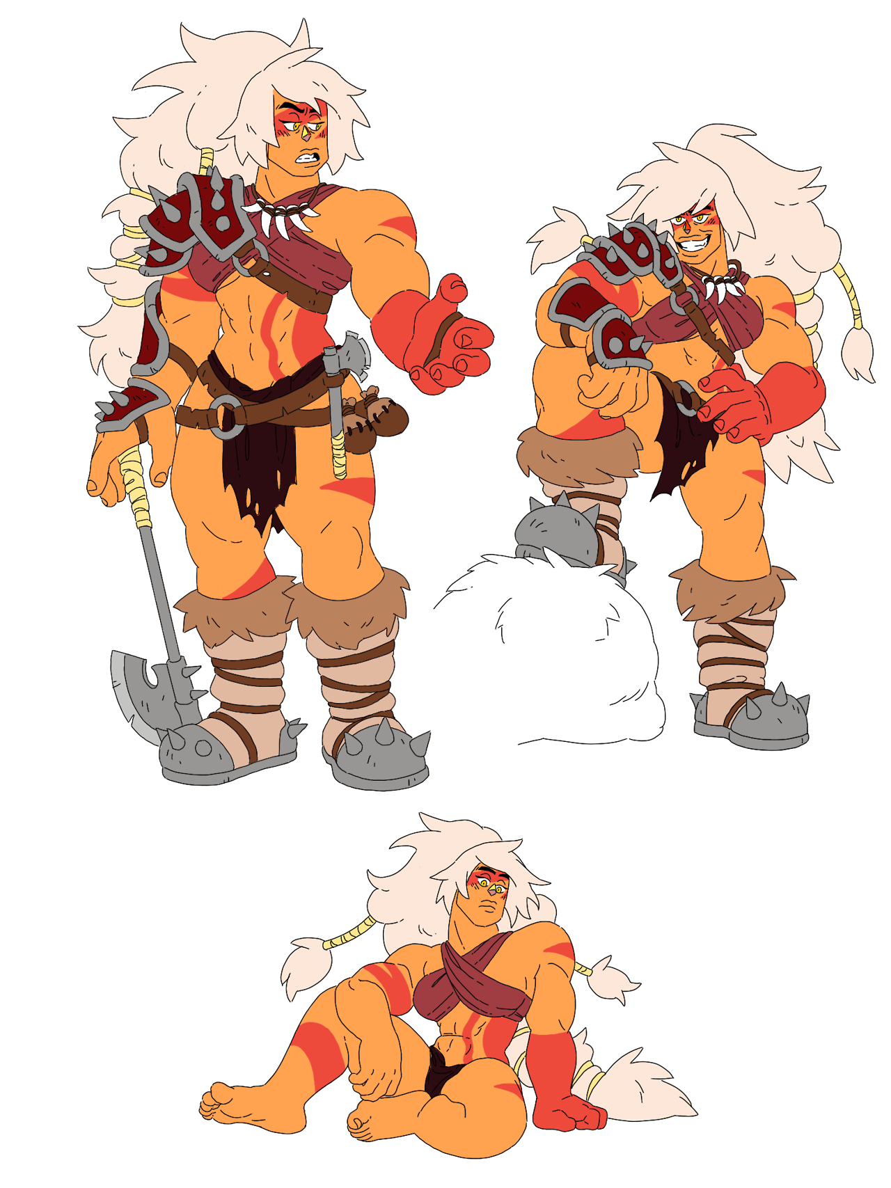 29+ Jasper character information