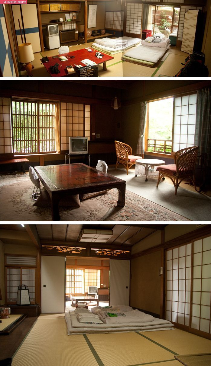 le ryokan rikiya kyoto architecture japonaise. Black Bedroom Furniture Sets. Home Design Ideas