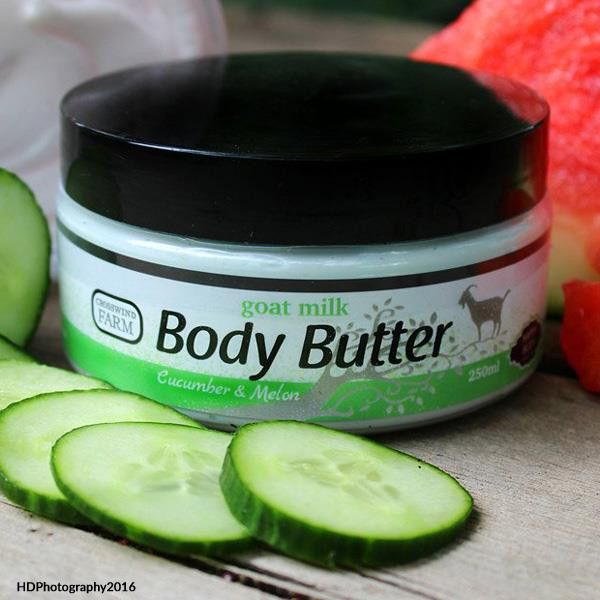 Check out Cross Wind Farm -... now available on our website! http://www.peterboroughcraftworks.ca/products/cross-wind-farm-body-butter-cucumber-melon?utm_campaign=social_autopilot&utm_source=pin&utm_medium=pin
