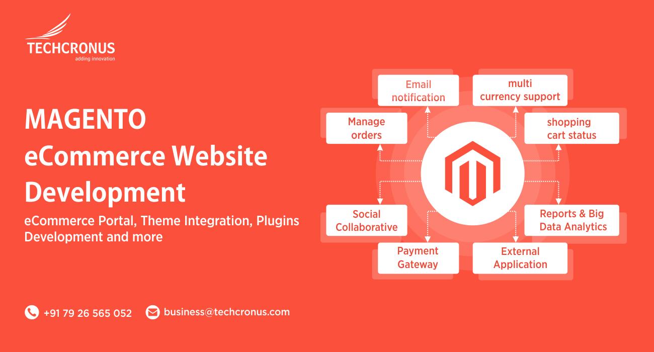 Magento Ecommerce Development Company & Design | Web