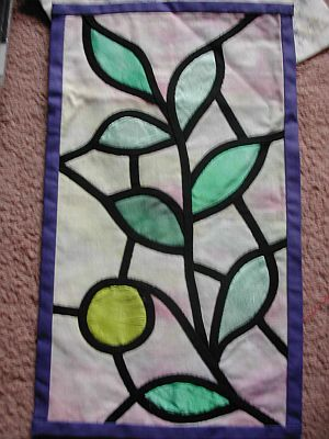 Easy Stained Glass Patterns | simple stained glass window ...