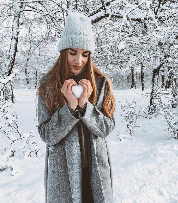 борисова, позы для зимней фотосессии со снегом нас