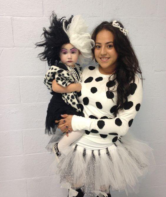 diy 1001 dalmatians cruella de vil costume your costume idea for halloween mardi gras - Cruella Deville Halloween Costume Ideas