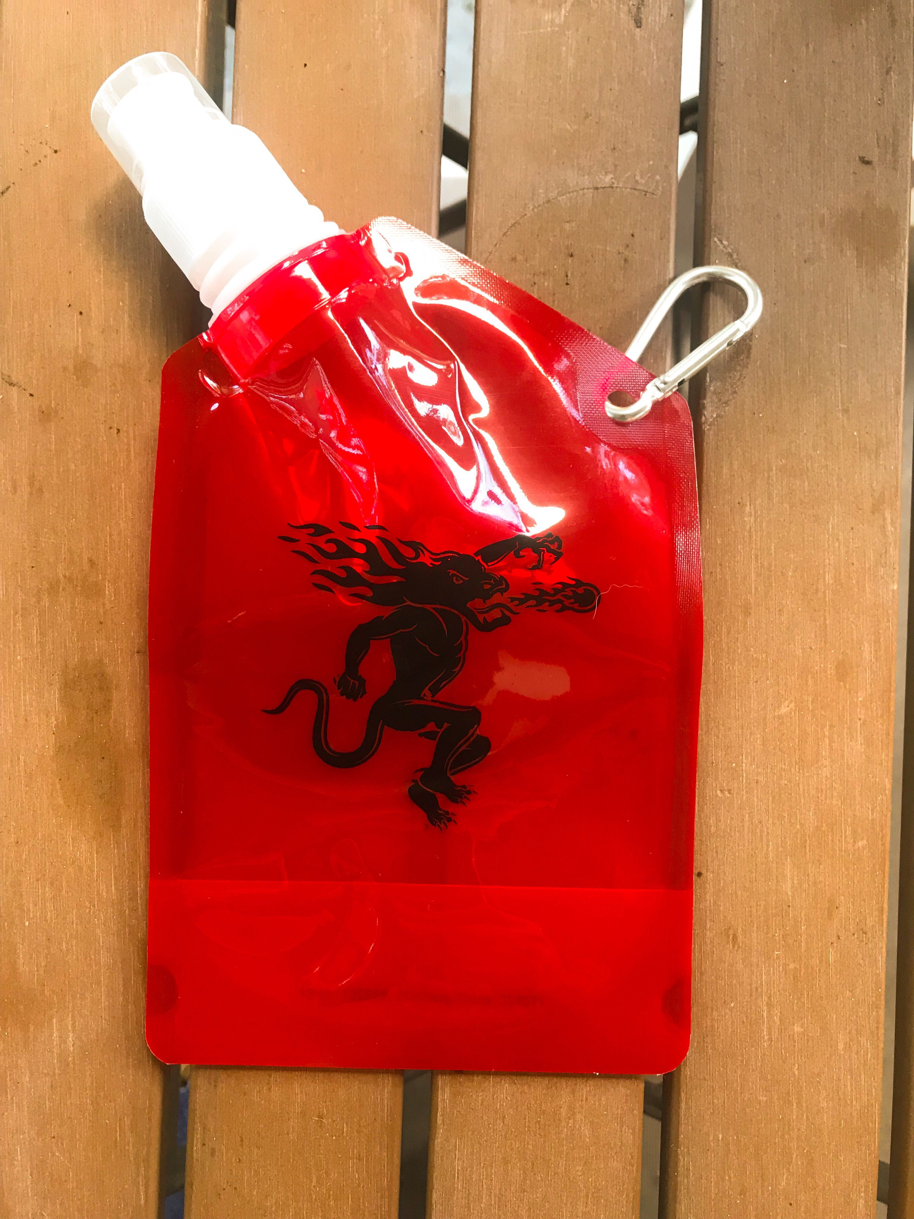 Just Got My New Fireball Flask To All You Cops Out There Its A Water Bottle Can T Wait To Try It For New Years Eve To Keep Warm Fireball St Augustine