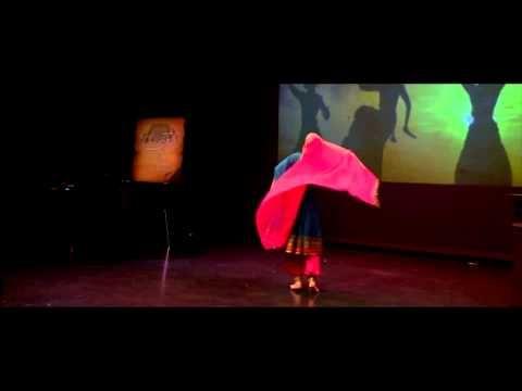Dancer Lia Fallah -  Jawid Sharif Yak Qadam Pesh Yak Qadam Pa HD