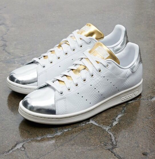 adidas Originals Stan Smith   Sommer Mitte Metallic   |