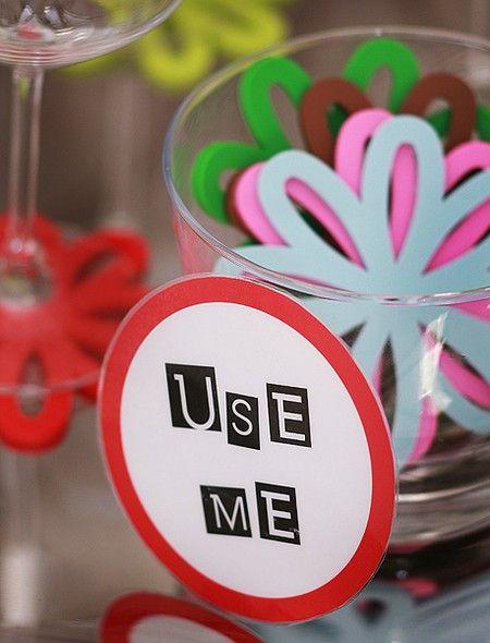 Porta-copo com frases divertidas, feitas por você