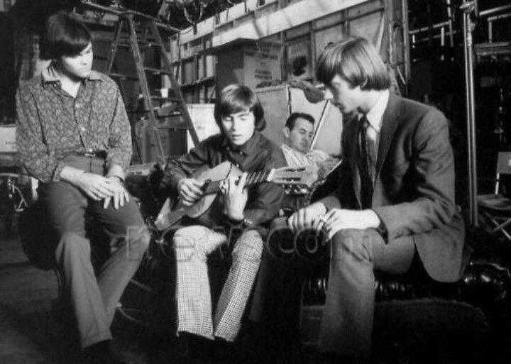 Micky Dolenz, Davy Jones, Peter Tork (The Monkees)