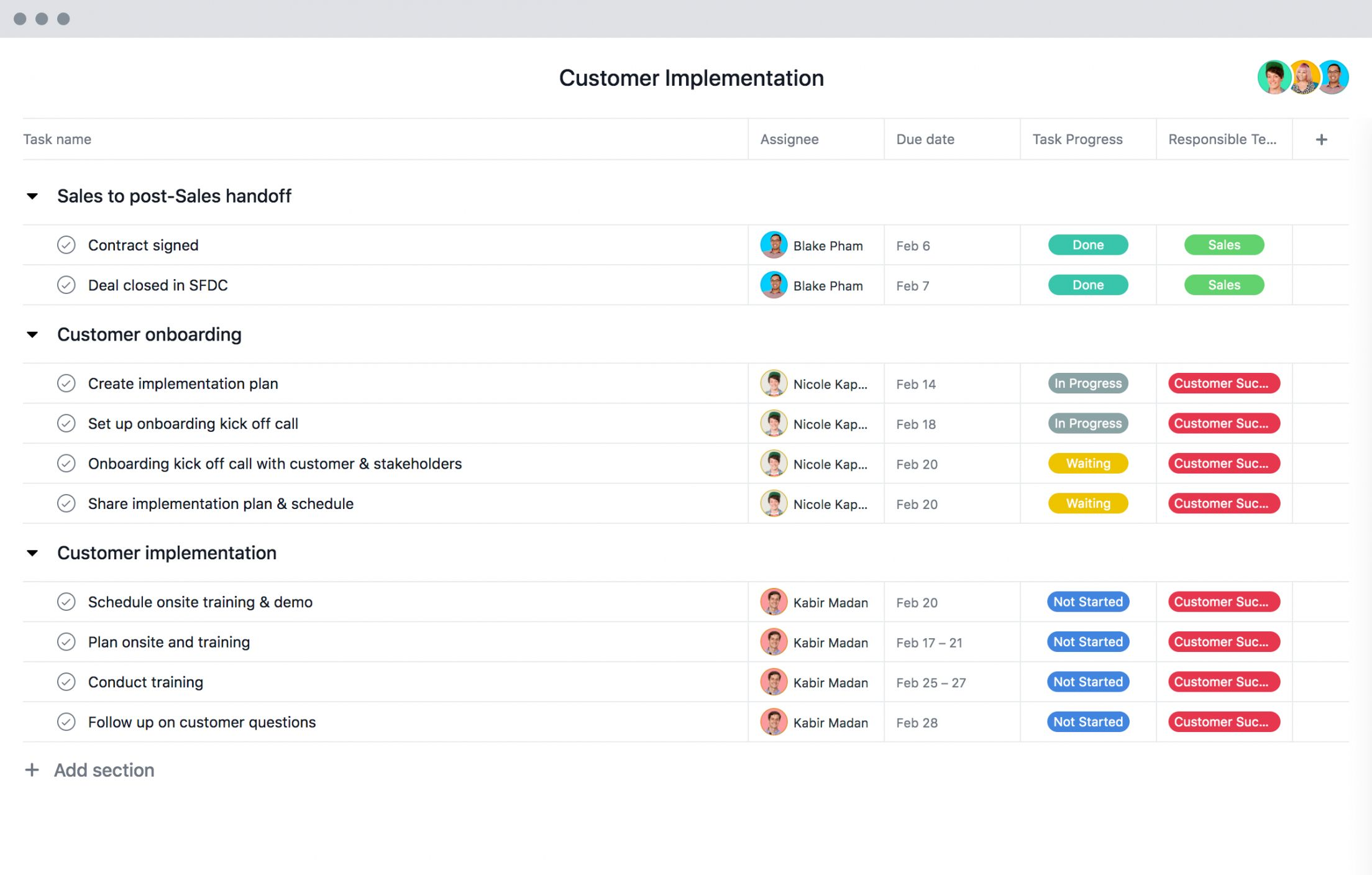 Get Our Sample of Salesforce Implementation Plan Template