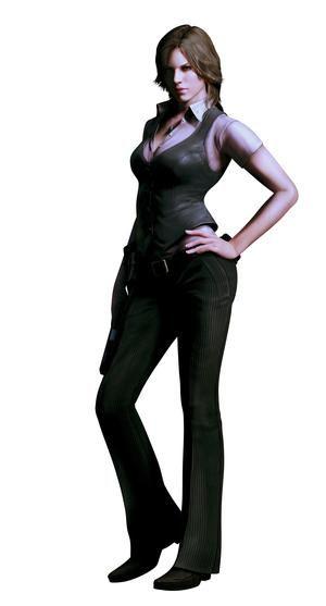 Helena Harper Also From Resident Evil 6 Garotas