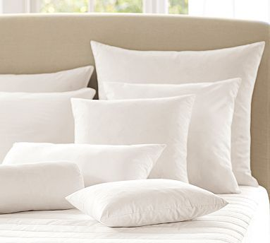 Freshness Assured™ Feather Pillow Insert 40 X 40 Standard Best Synthetic Vs Feather Pillow Inserts