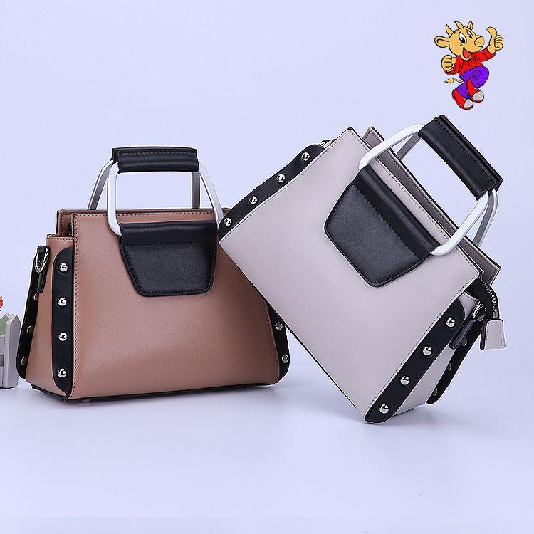 be6a3207f3 2017 guangzhou bag factory wholesale women jing pin leather bags ...