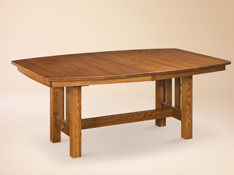 kitchen dining? Boat shaped table