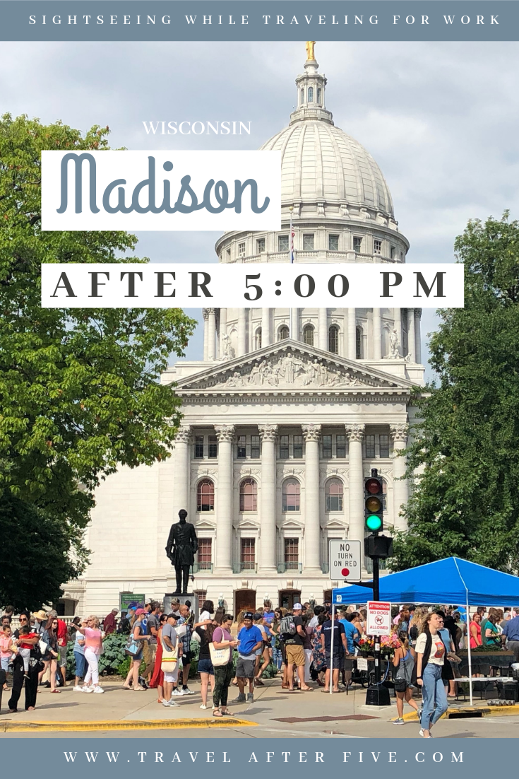 Madison Wi After 5 00 Pm America Travel Usa Travel