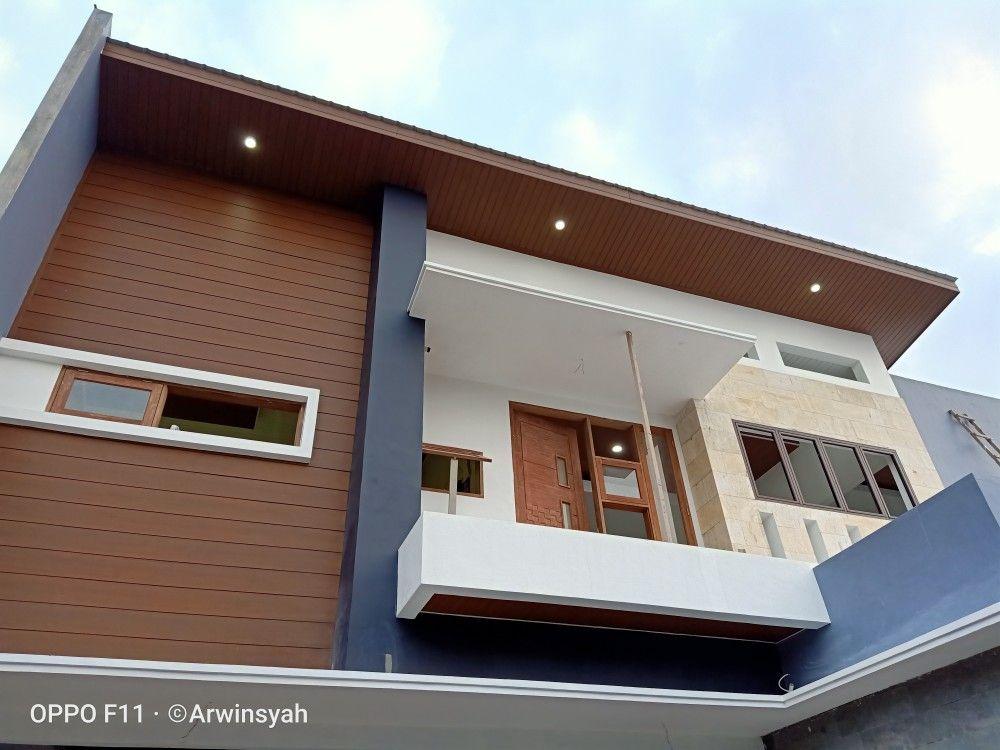 Fasad Rumah Modern Fasad Rumah Modern Rumah Modern Rumah