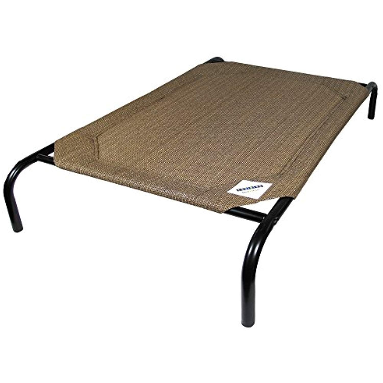 Coolaroo The Original Elevated Pet Bed By Small Nutmeg
