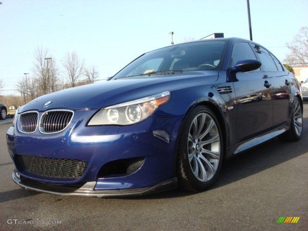 Interlagos blue metallic 2006 bmw m5 standard m5 model exterior photo 61779515