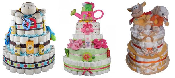 baby shower gâteau de couches | babyshower | pinterest | couches