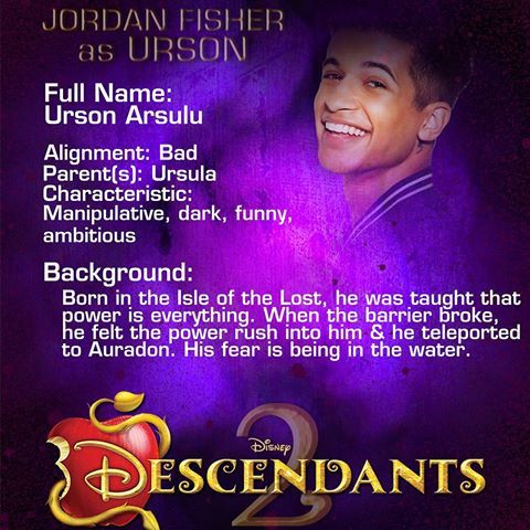 Image Result For Descendants 2 Hollie Descendants