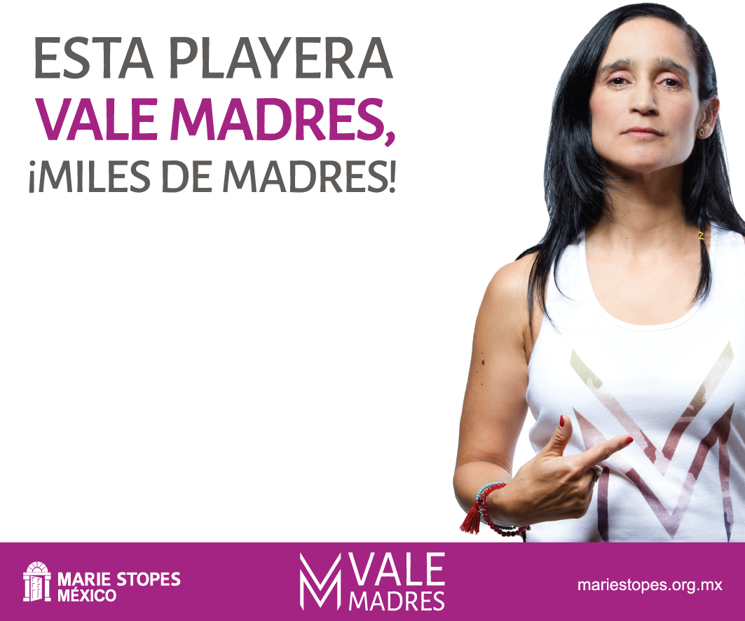 El embarazo es de las principales causas de muerte en adolescentes. La educación #ValeMadres. http://www.valemadres.org.mx/