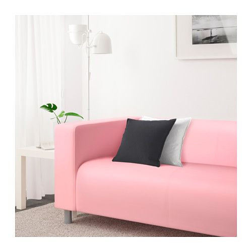 pink sofa ikea klippan loveseat ikea the cover is easy to keep clean as it can be thesofa. Black Bedroom Furniture Sets. Home Design Ideas
