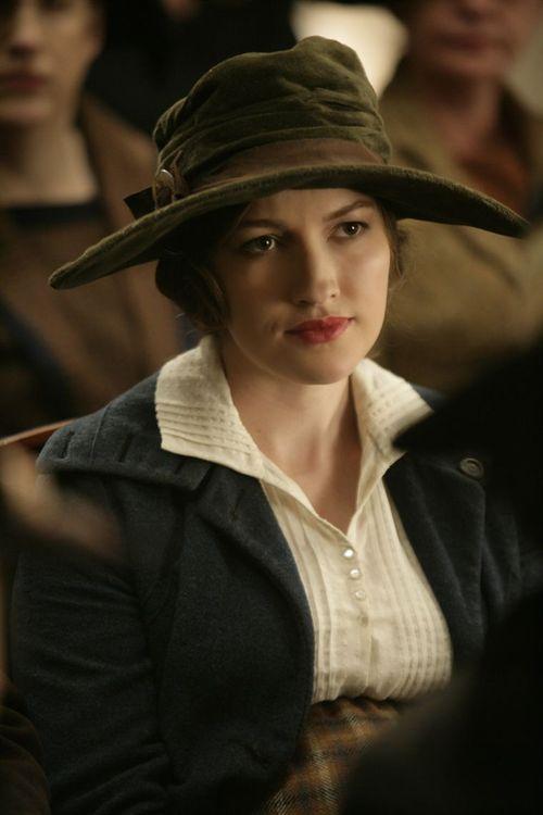 Kelly Macdonald as Margaret in Boardwalk Empire