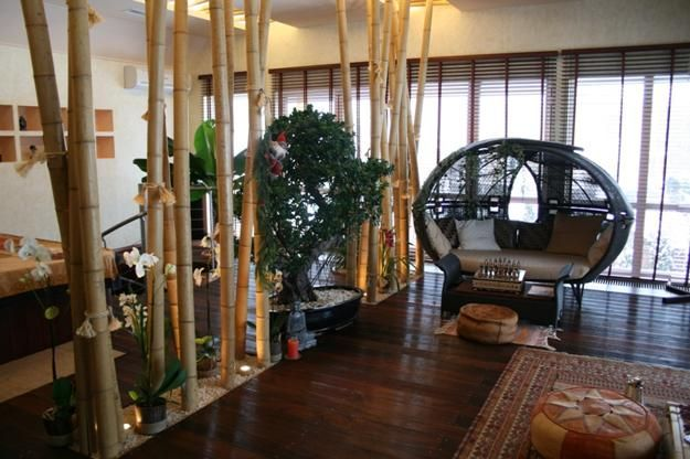 Bamboo Home Decorating Ideas And Eco Friendly Products For