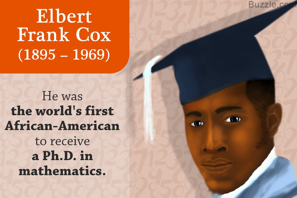 Famous black mathematicians whom the world cant thank