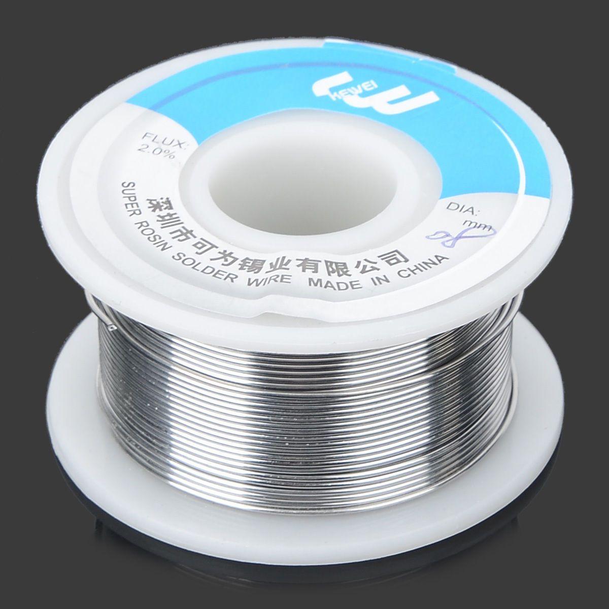 0 8mm Tin 50g Lead Rosin Core Solder Wire Soldering Welding Flux 2 ...