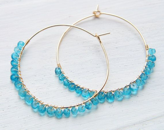 This earrings feature tiny faceted mystic london blue topaz beads