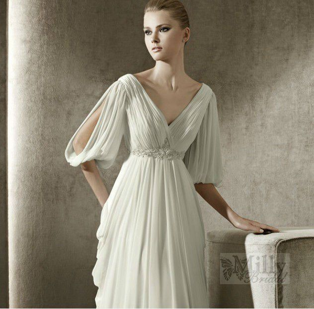 Wedding Dresses With Bell Sleeves: Promotional Bell Sleeve Wedding Dress, Buy Bell Sleeve