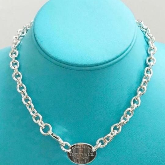 f10cecf9d Return To Oval Necklace en 2019 | clothes | Tiffany necklace, Return ...