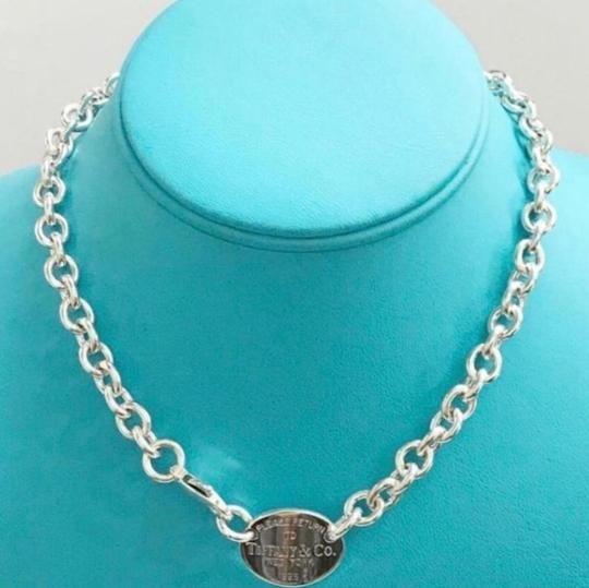 c82a069ea Return To Oval Necklace en 2019 | clothes | Tiffany necklace, Return ...