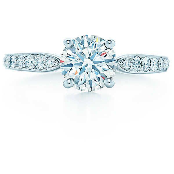 Tiffany Harmony with Beadset Band Engagement 19160 CAD
