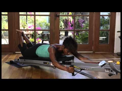 quick  easy full body workout  total gym pulse