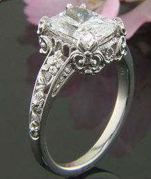 Vintage Engagement Rings Dallas