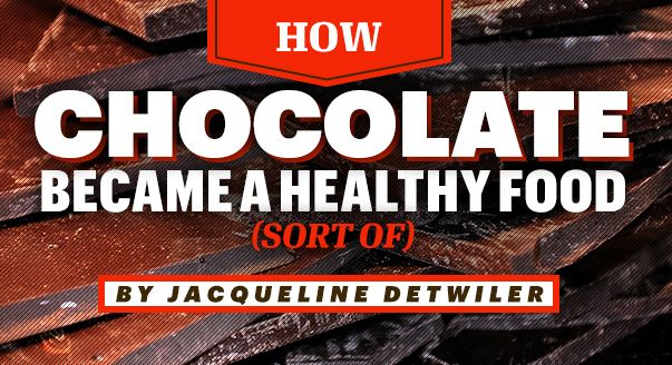 Chocolate is Bad for You: Just Eat it Because You Like it