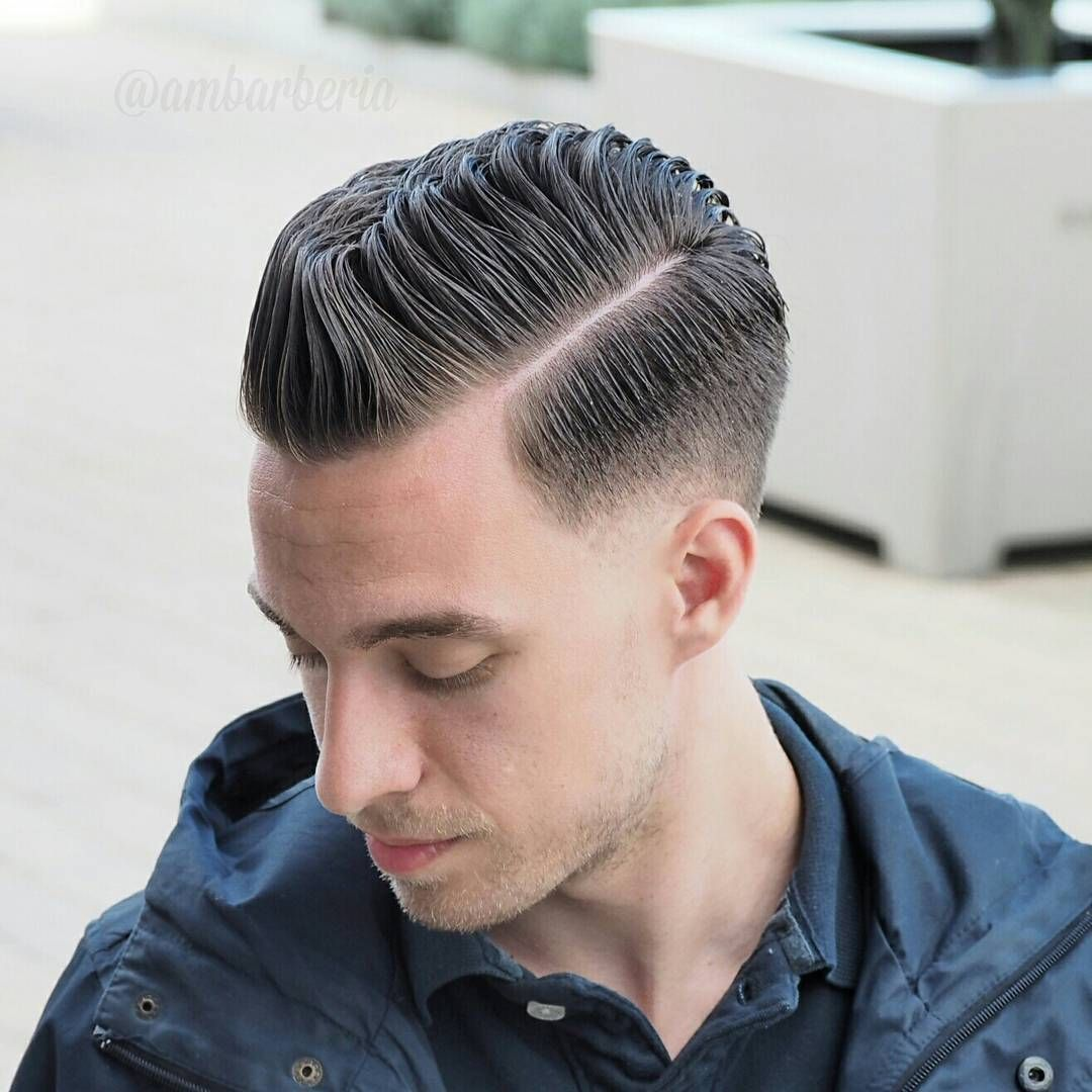 Best Men S Hairstyles For 2021 Fade Haircut Mens Haircuts Fade Side Part Haircut