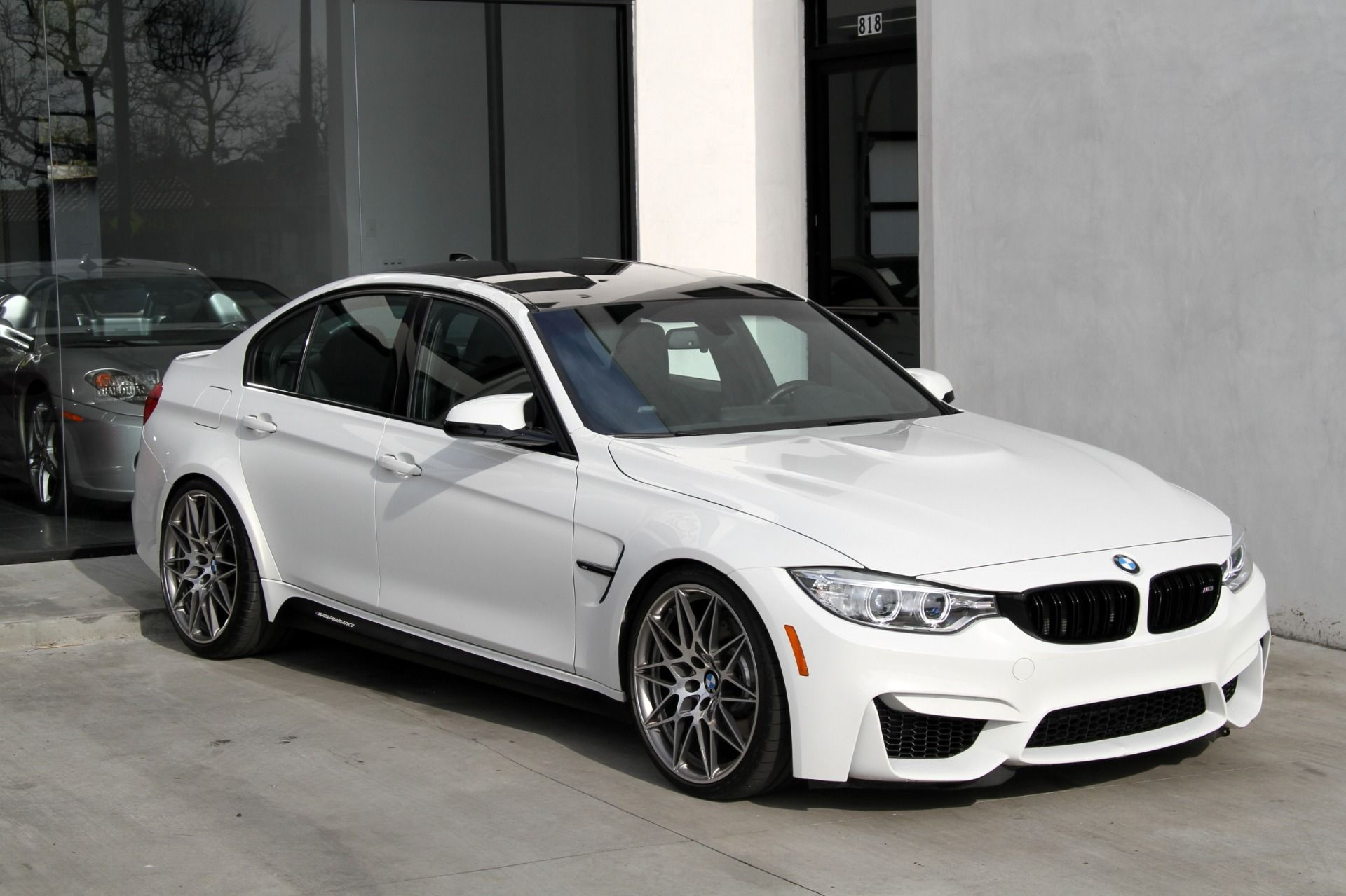 Used 2017 Bmw M3 Compeion Package