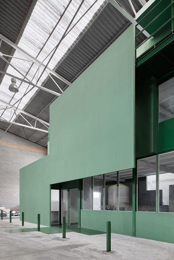 Adecuación de oficinas en una nave industrial | Adecuacion, El ...