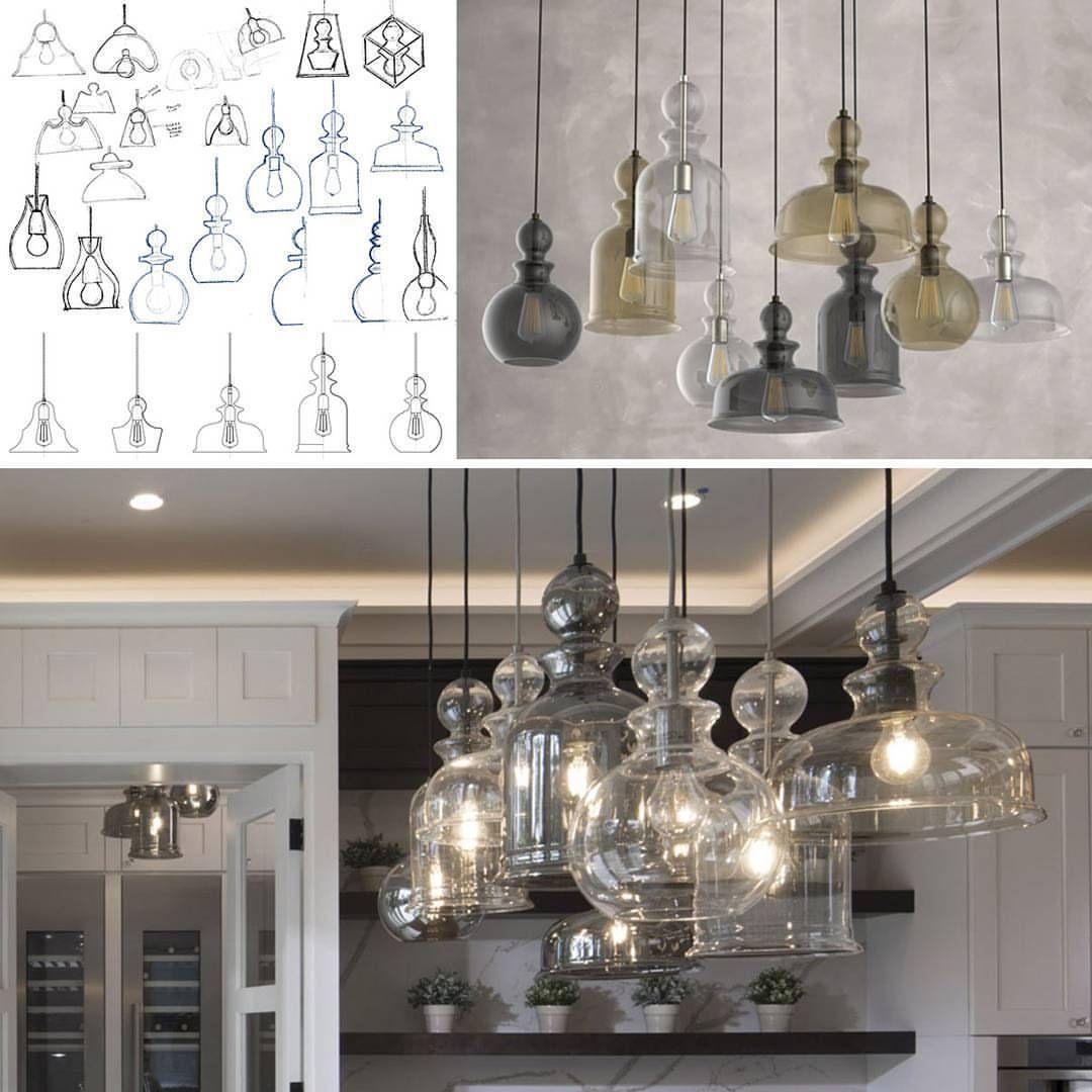 Design Development Of The Progress Lighting Staunton