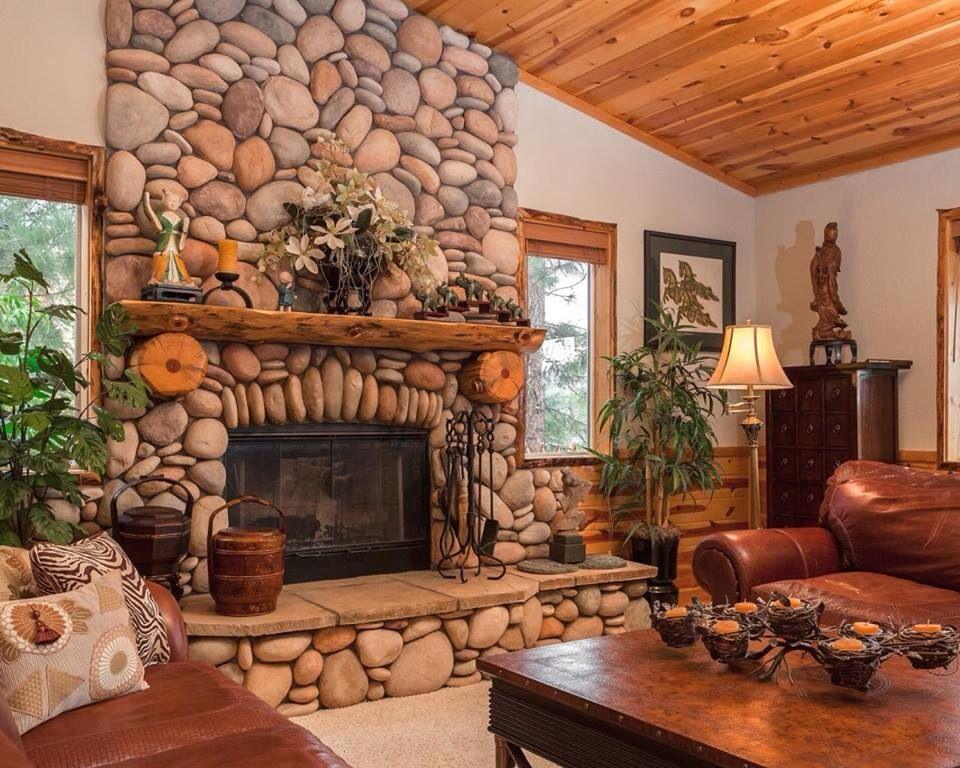 Rustikale Kamine pin jc auf living room