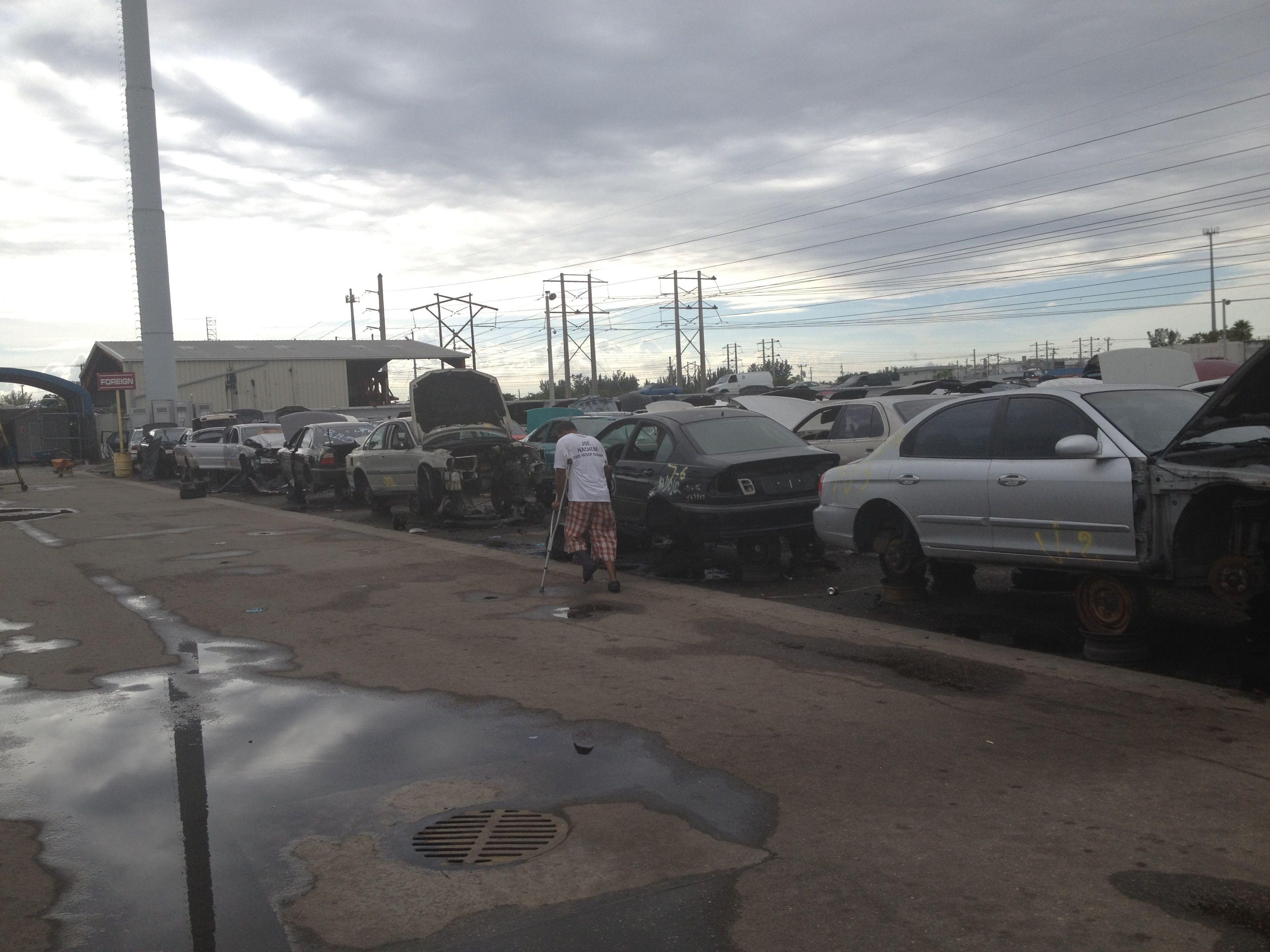 Http Www U Pick And Pull Com Junkyard U Pull It Lkq Daytona Daytona Junkyard Donate Your Car Yard