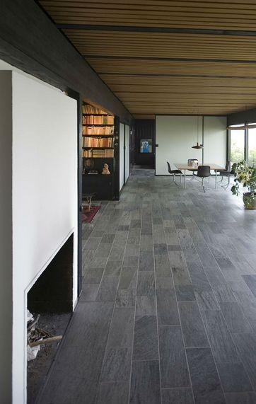 Den Modernistiske Villa Husdesign Home Fashion Arkitektur Hus