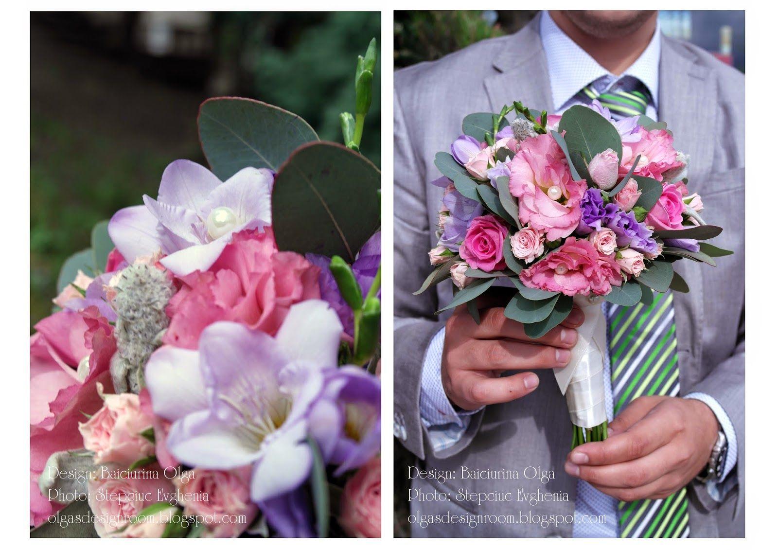 Сиренево розовые цветы 20
