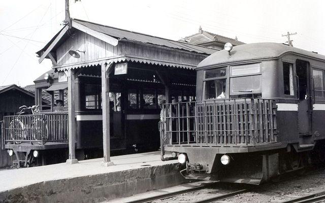地方私鉄 1960年代の回想: 西大寺鉄道